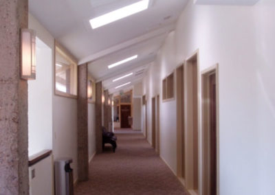 sugarhouse location hallway